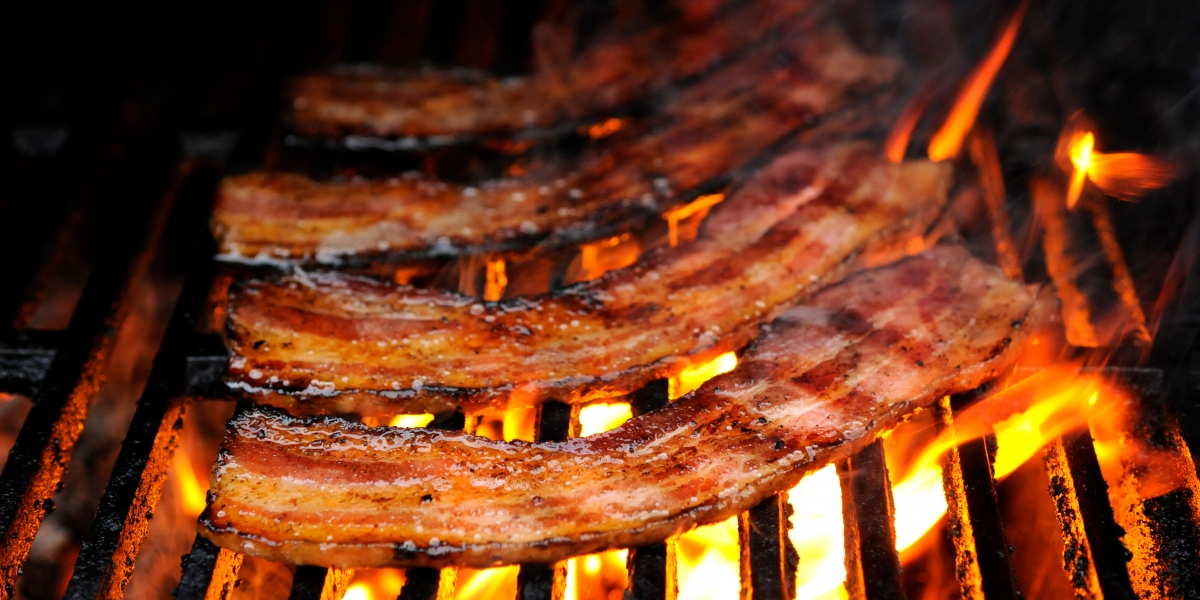 Grilling-Bacon